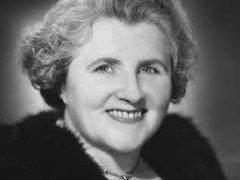 Dame Enid Lyons: Maiden Speech