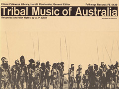 Tribal Music of Australia (1953) on ASO - Australia's audio and ...