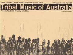 Tribal Music of Australia (1953) on ASO - Australia's audio and ...