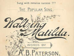 Waltzing Matilda