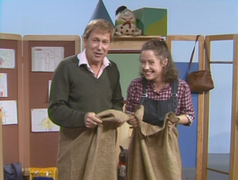 Play School Bags Wednesday 1984 Clip 1 On Aso